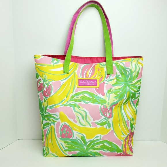 Lilly Pulitzer Handbags - Lilly Pulitzer Extra LARGE TOTE